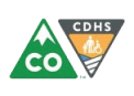 Colorado Department of Human Services Office of Behavioral Health