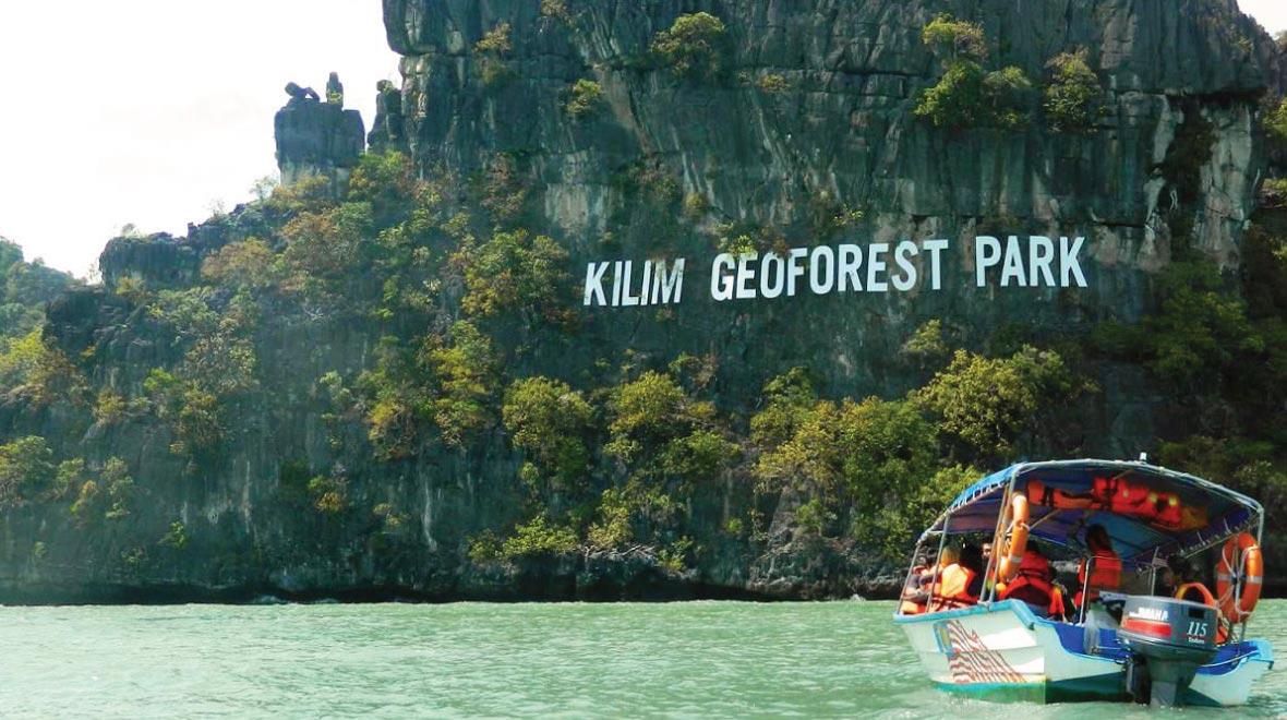 Kilim Geoforest Park Mangrove tour
