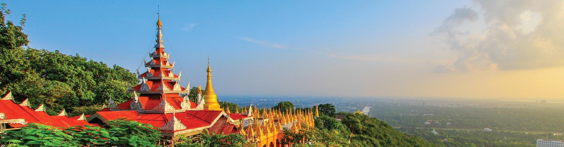 Mandalay, Bagan, Lake Inle