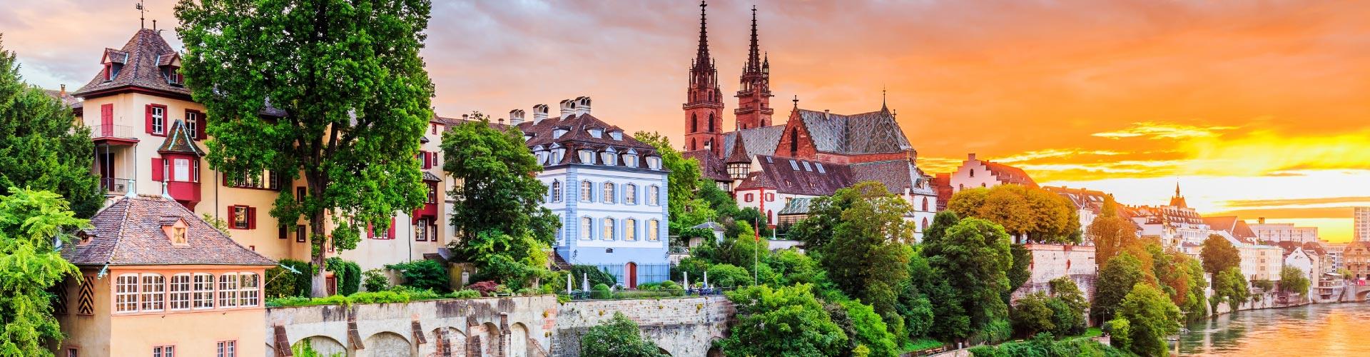 Legendary Rhine - Basel To Amsterdam (Crystal Cruise)