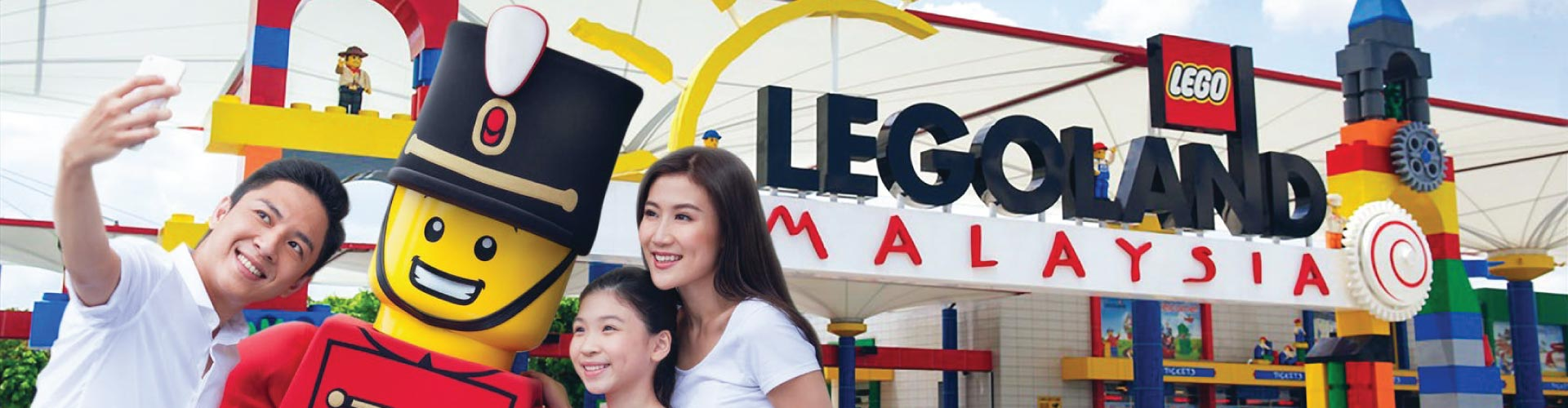 Legoland Staycation + Play Combo Package