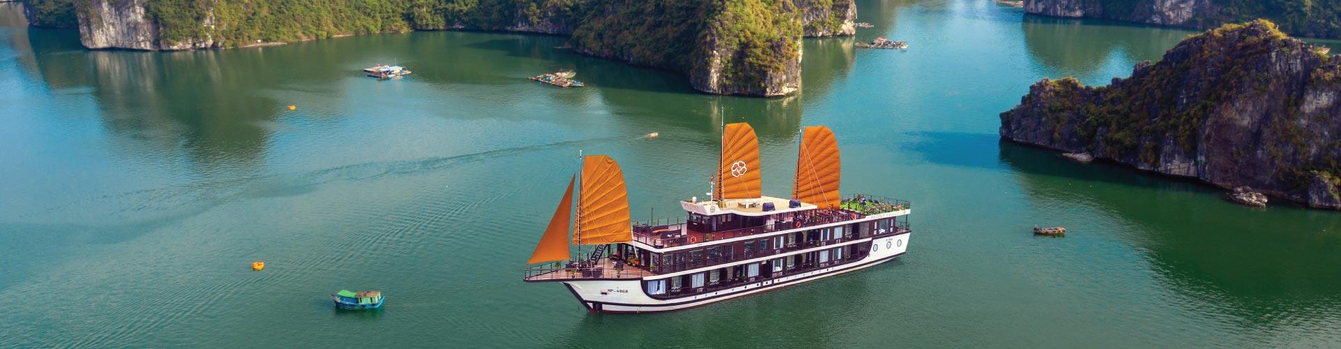Hanoi & Ha Long Bay (Overnight Cruise)