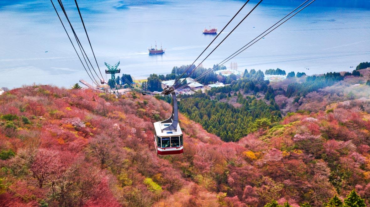 Mount Komagatake Ropeway