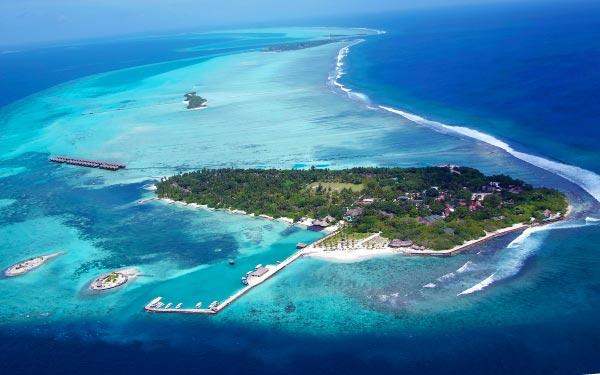 Adaaran Select Hudhuran Fusi @ Maldives
