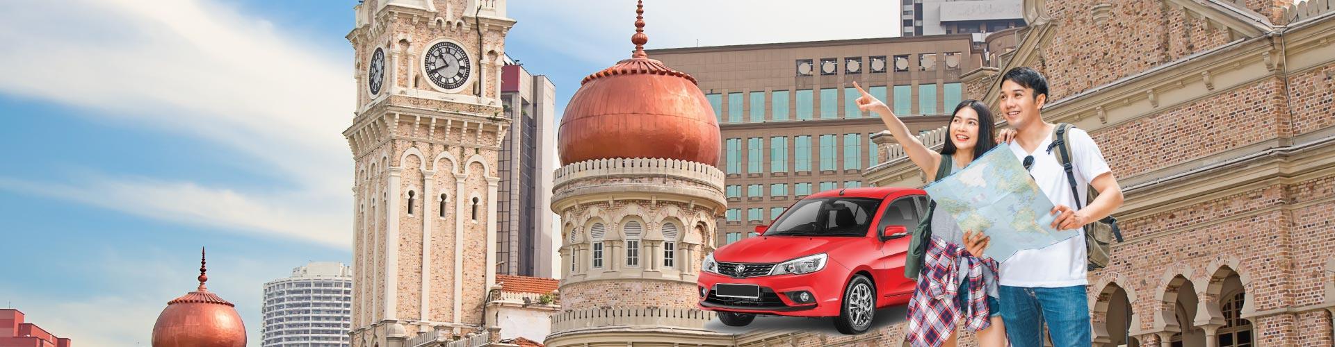 Kuala Lumpur Self Drive Package