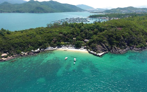 Nha Trang + Tam Island