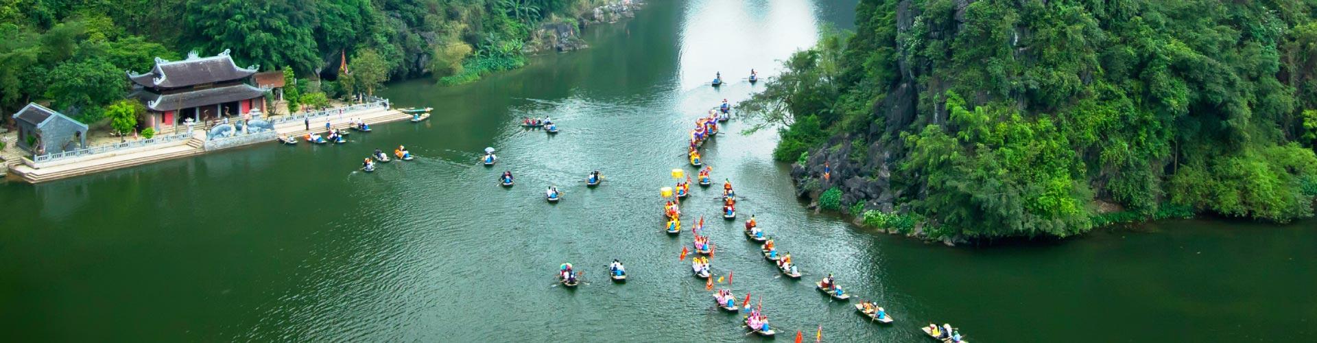 Hanoi & Ha Long Bay + Ninh Binh (Overnight Ha Long City)