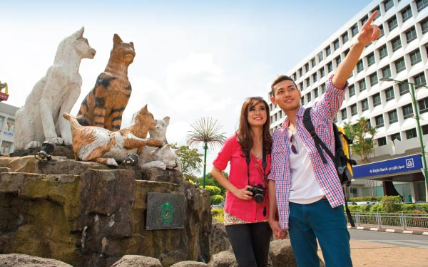 Kuching City Tour