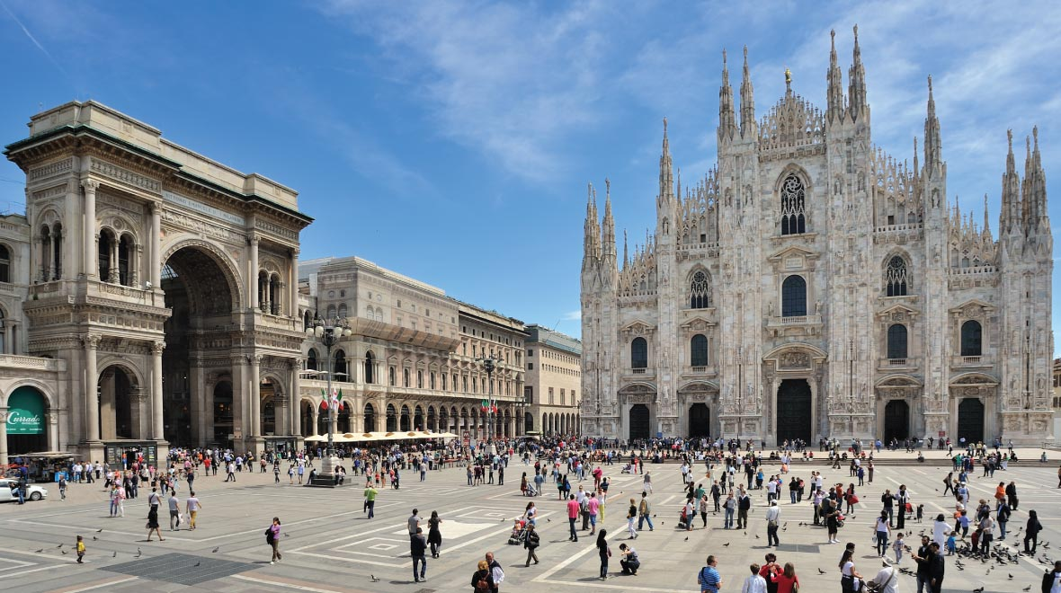 Gothic cathedral (Duomo)
