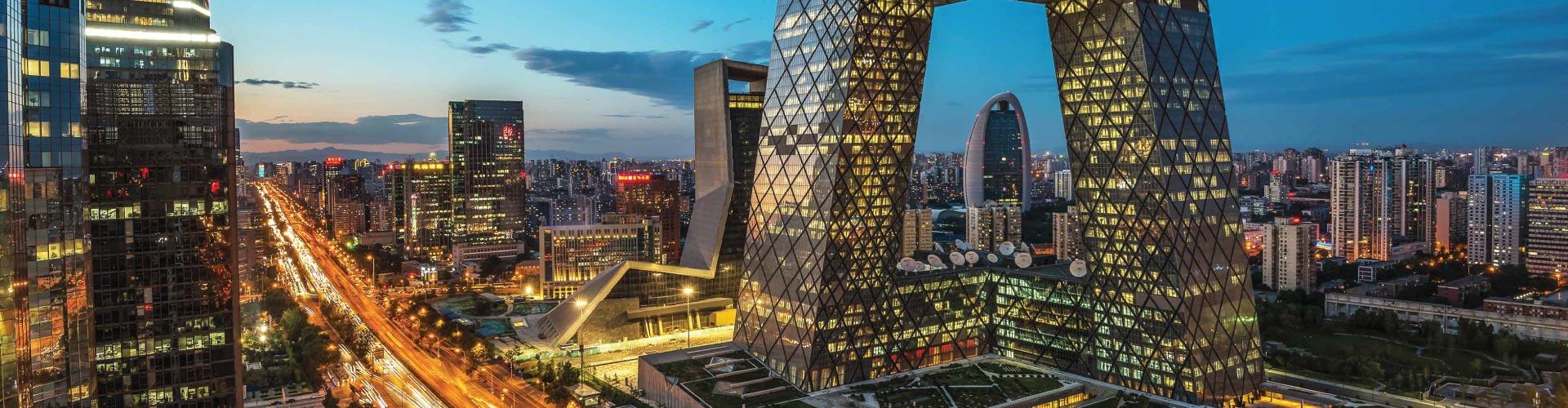 Beijing, Chengde, Tianjin, Datong