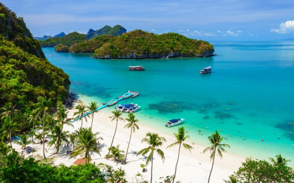 Koh Samui + Koh Tao Twin Islands Discovery