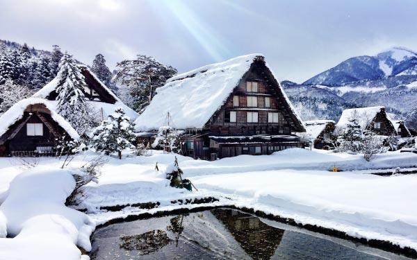Scenic Honshu & Heritage Shirakawa-go