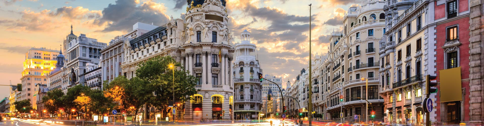 Lisbon, Madrid