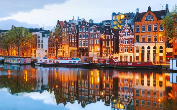 Enchanting Moselle - Amsterdam Roundtrip (Crystal Cruise)