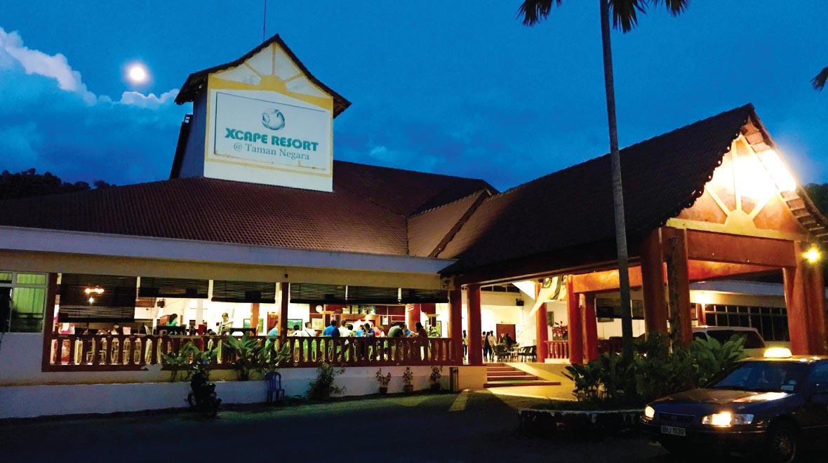 Xcape Resort Exterior