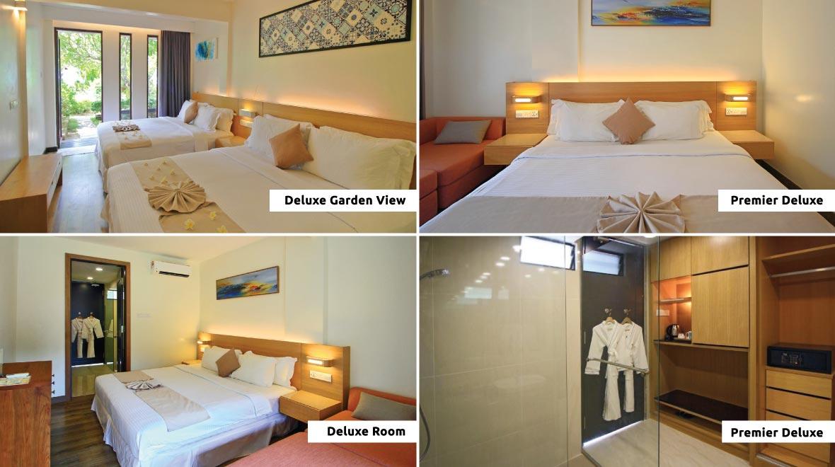 Room & Chalet
