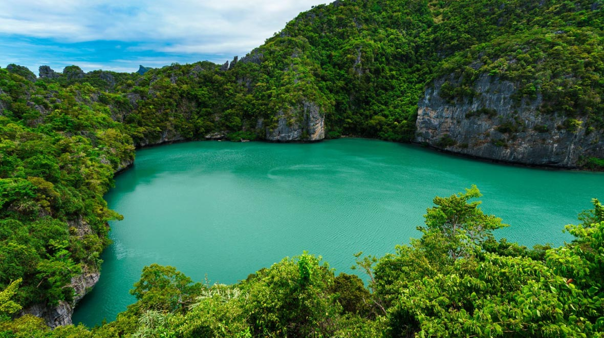 Emerald Lake (Talay Nai)