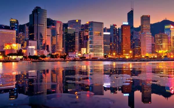 Hong Kong + South China