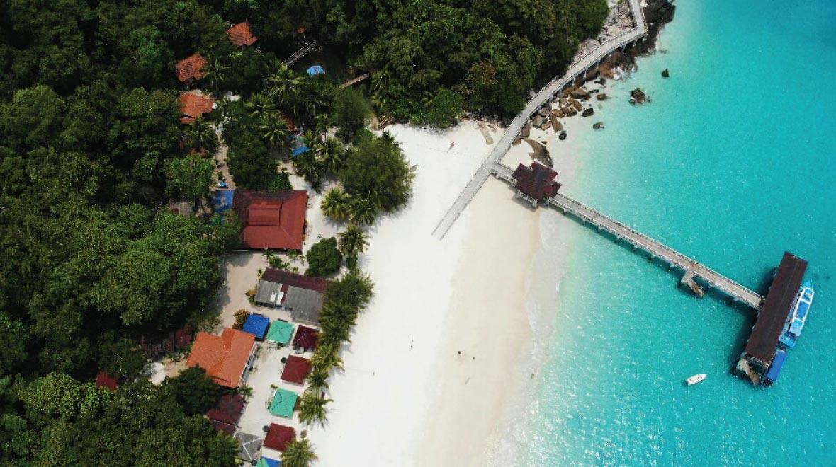 Redang Mutiara Resort Overview