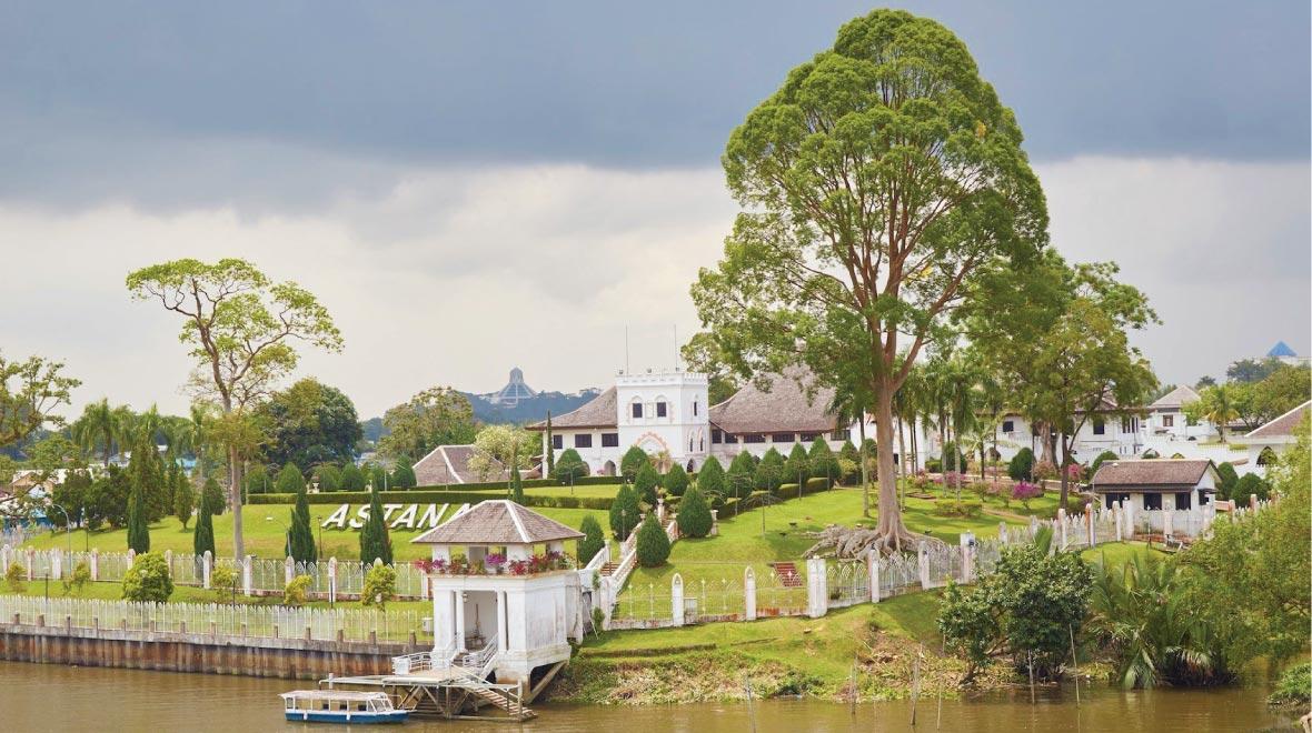 The Asatana Palace