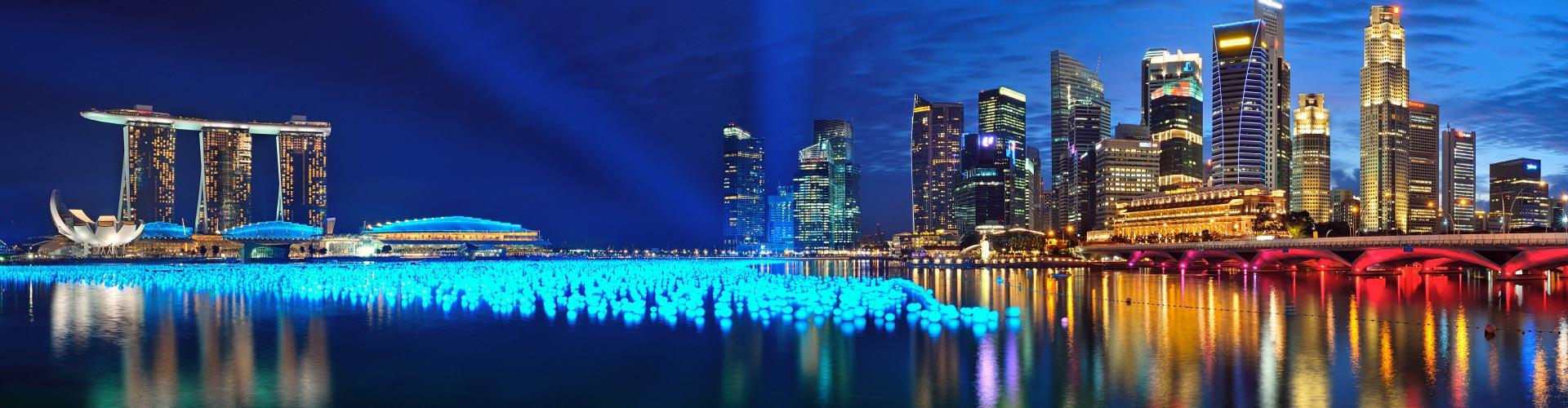 Singapore, Malaysia Islands