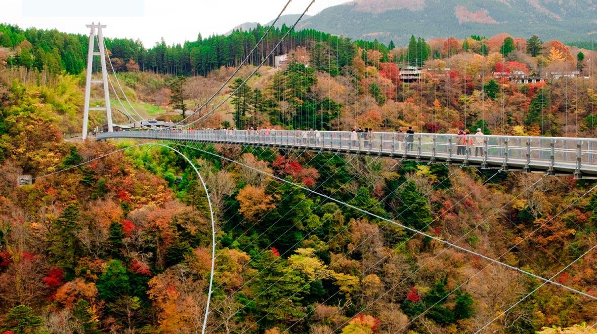 Kokonoe Yume Otsurihashi Bridge