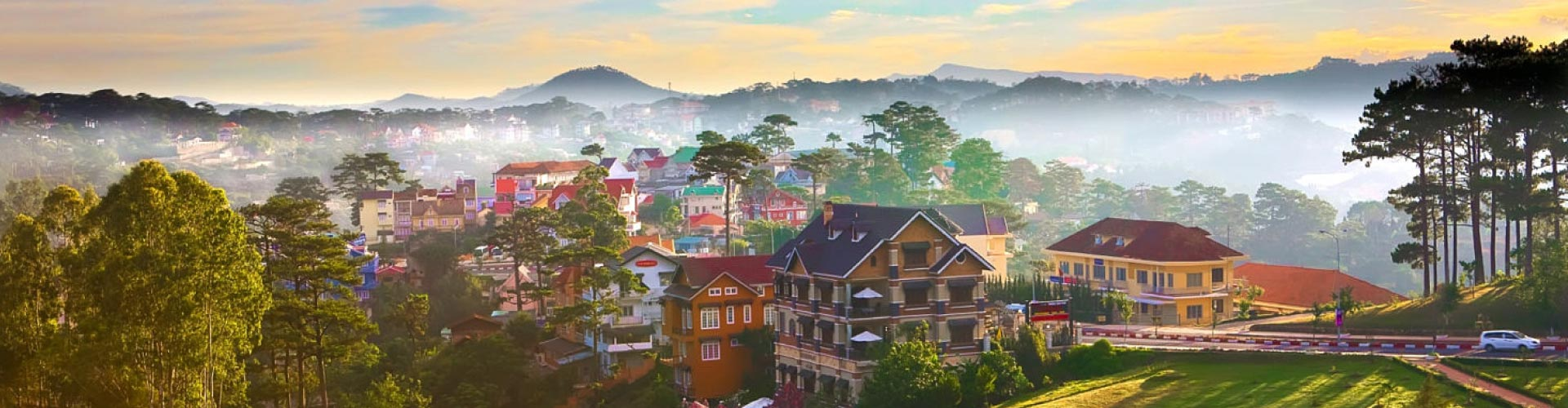 Dalat Instagrammable Tour