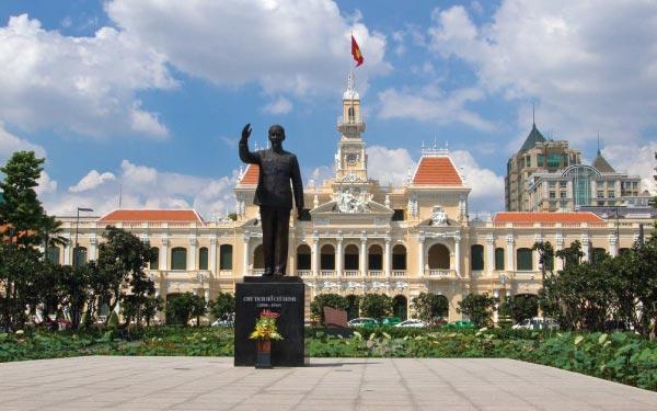Ho Chi Minh + Cu Chi Tunnels Tour
