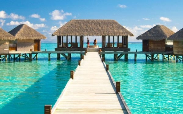 Maafushi Island @ Maldives