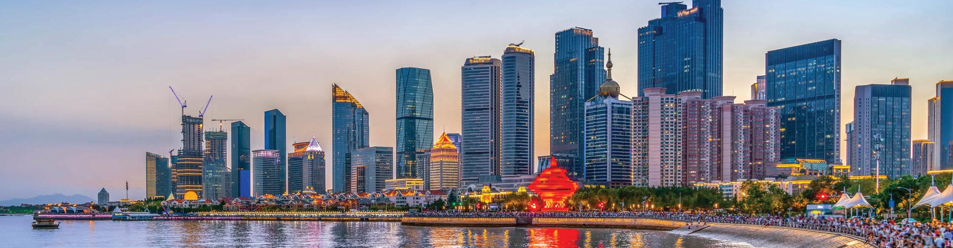 Shandong, Qingdao, Jinan