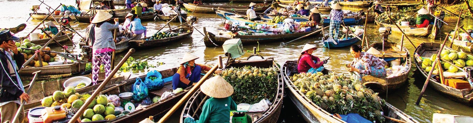 Can Tho & Chau Doc Discovery