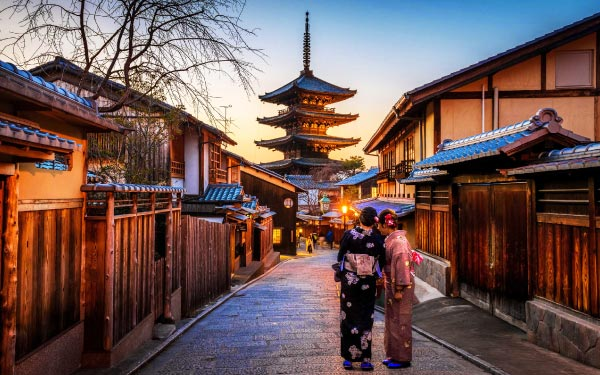 Osaka + Kyoto Cultural Exposure