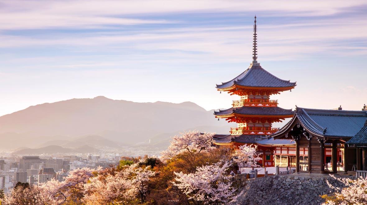 Kyoto-Kiyomizu Temple