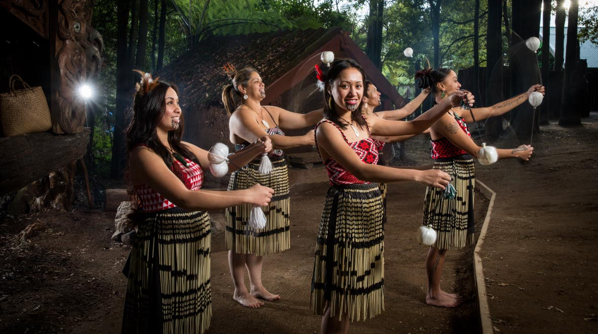 Maori Cultural Performance
