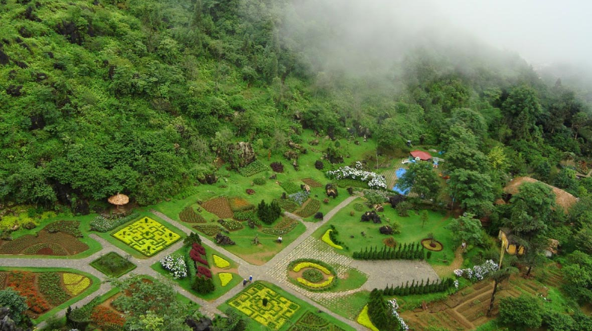 Ham Rong Mountain Park