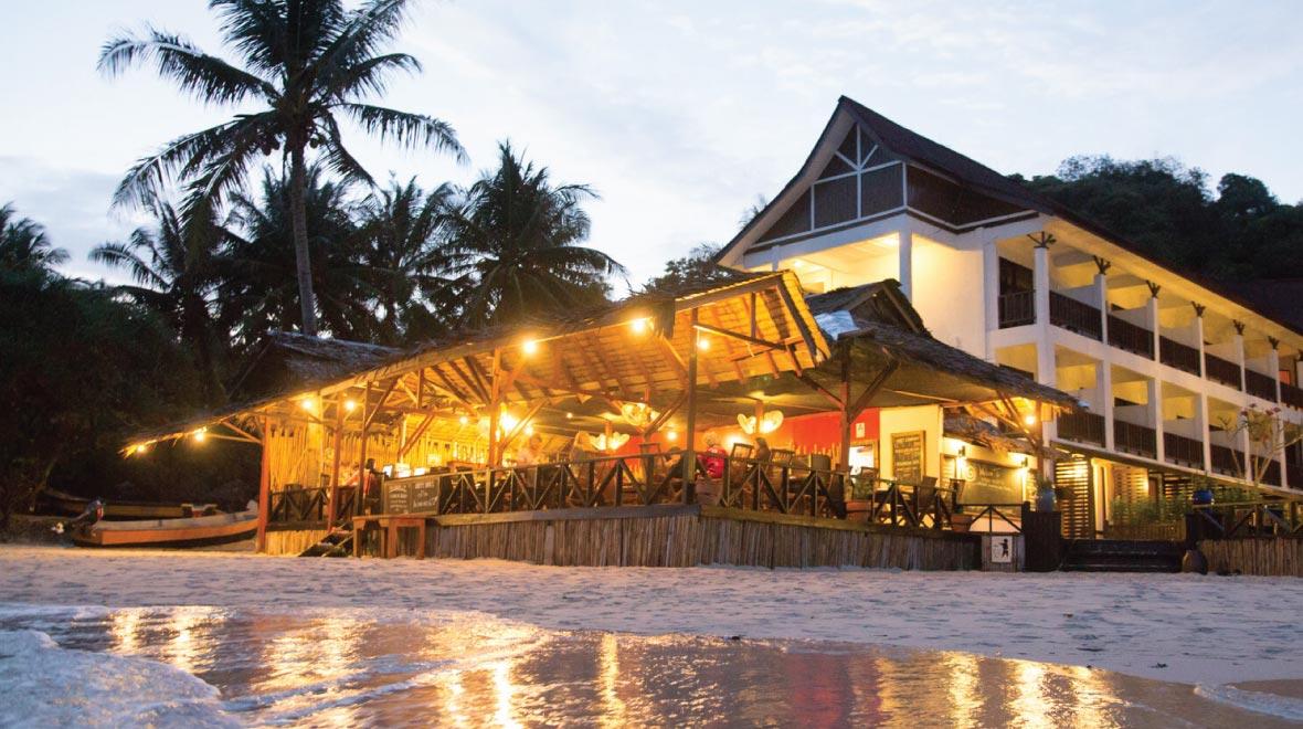 BuBu Resort Santai Restaurant