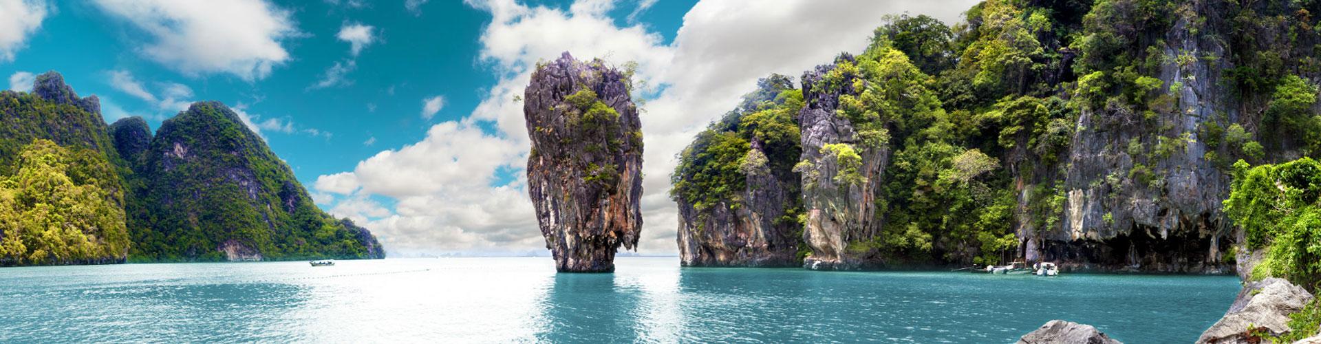 Phuket, Phi Phi Island, Pha Nga Island, Krabi