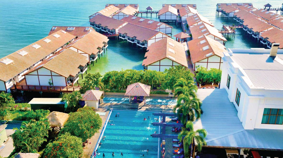 Lexis Port Dickson Overview