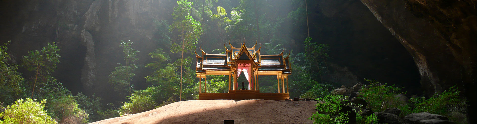 Hua Hin, Cha-am, Khao Yai, Kanchanaburi, Ayutthaya