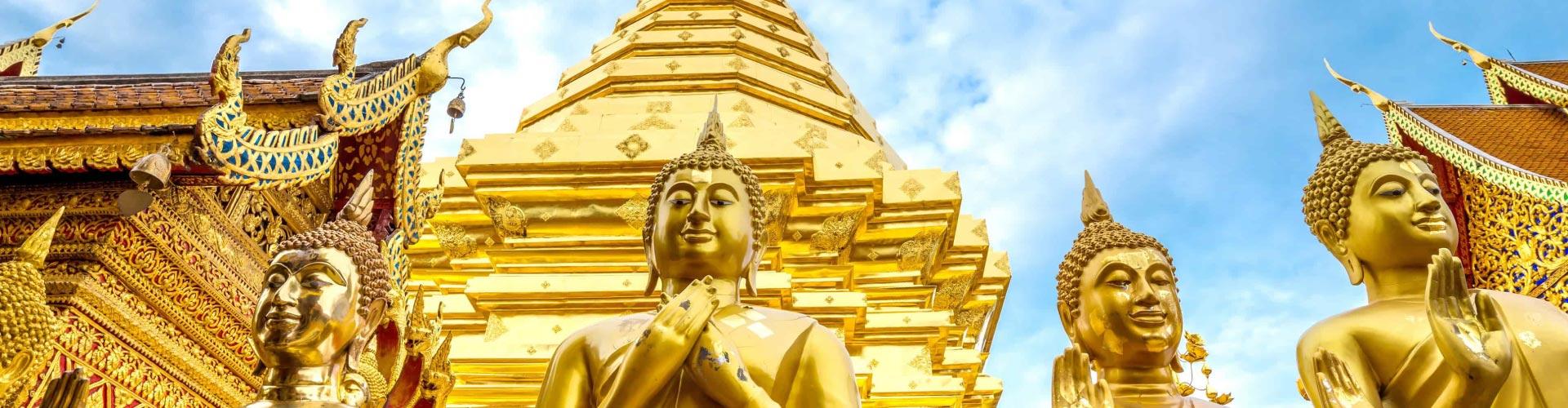 Chiang Mai & Chiang Rai Discovery