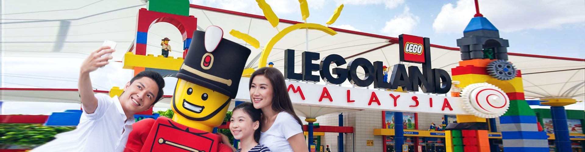 Singapore, Johore Bahru, Desaru, Legoland