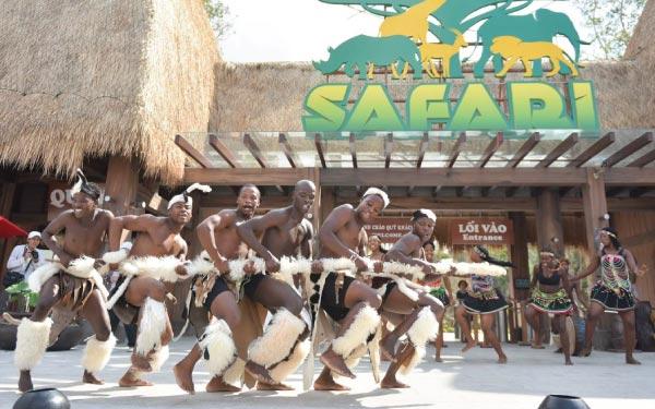 Phu Quoc Island + Safari Park