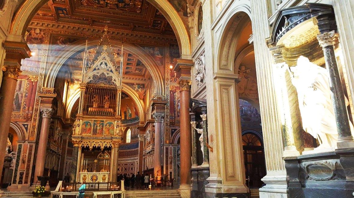 St John's Lateran