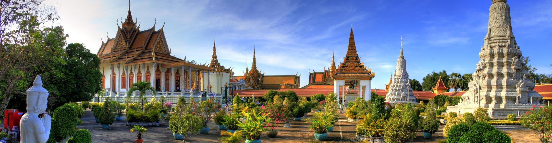 Classical Twin Cities Of Siem Reap + Phnom Penh