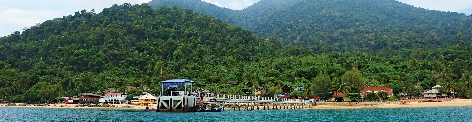 Johore Bahru, Tioman Island, Desaru