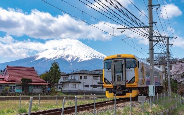 Hassle-free Tokyo & Hakone Apartment Rail Tour