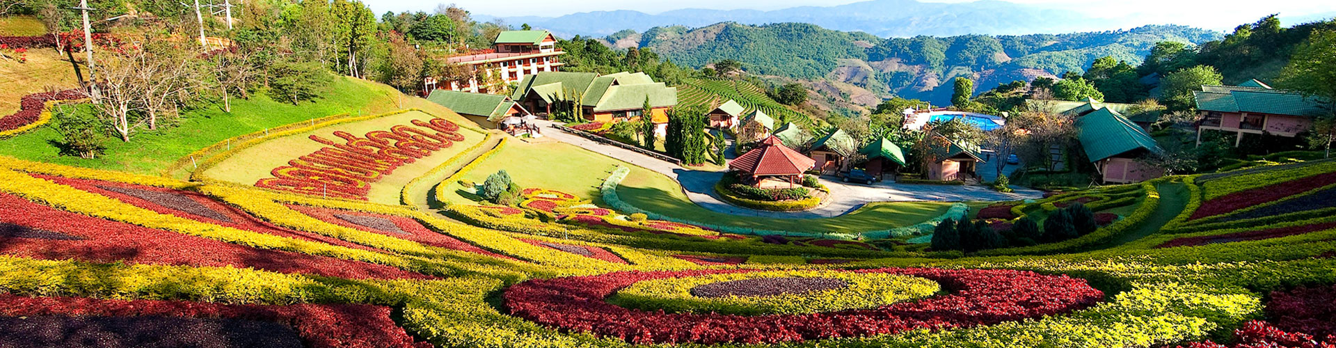 Chiangmai, Chiangrai, Ratchaburi, Khao Kho