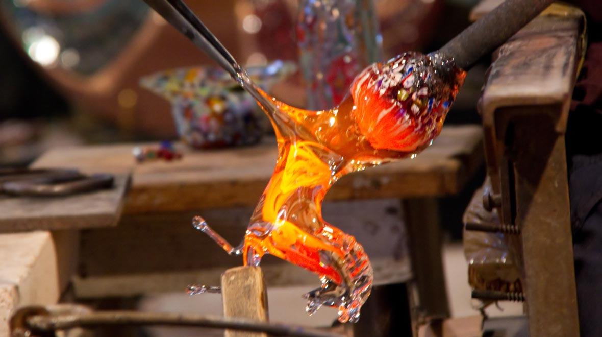 Murano Glass Factory