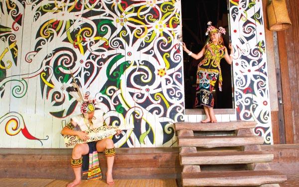 Sarawak Cultural Village Tour