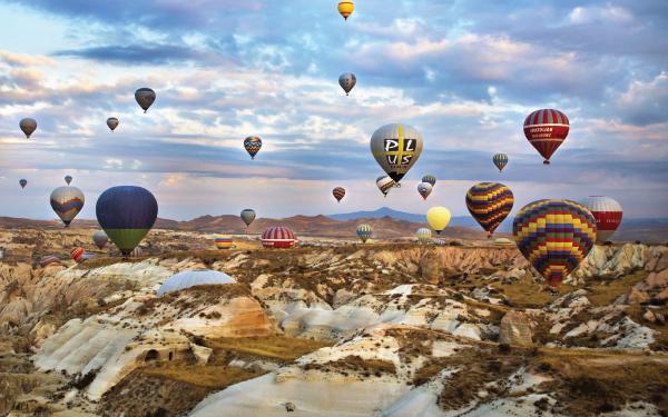 Twin Cities Cappadocia & Istanbul
